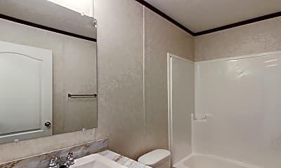 Bathroom, Indianola Estates, 2