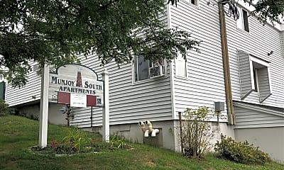 Munjoy South Townhouse Rent, 1