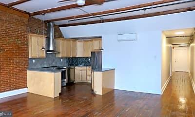 Kitchen, 2029 Walnut St 4F, 1