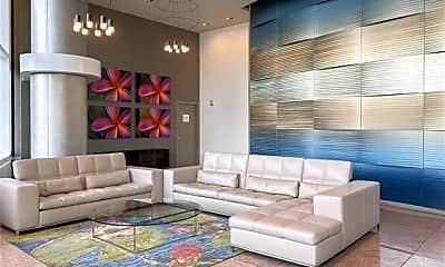 Living Room, 1288 Kapiolani Blvd I-2701, 1
