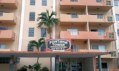 Fontana Tower Apartments, 1