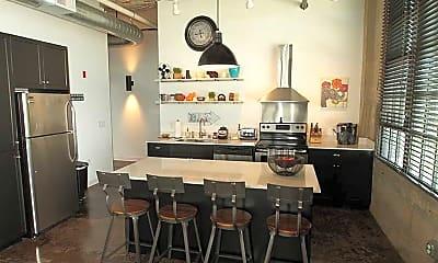 Kitchen, Junior House Lofts, 1