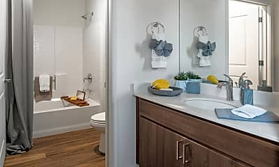 Bathroom, Bungalows on Pine Cliff, 2