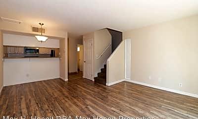 Living Room, 5243 Winding Way, 1