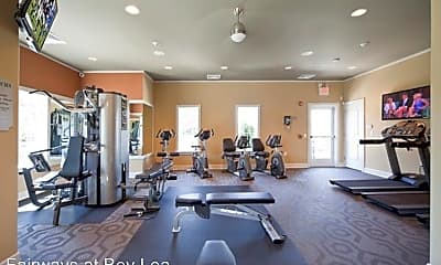 Fitness Weight Room, 3600 Cypress Point Dr, 2