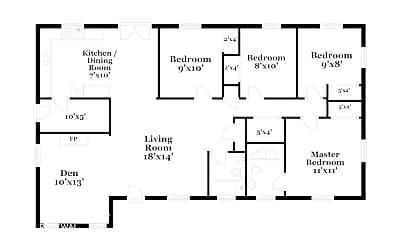 Building, 8975 91st St N, 1