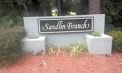 Sandlin Branch, 1