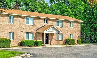 Building, Norris Place Apartments, 0