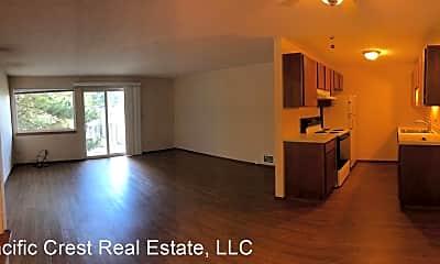 Living Room, Greenwood Vista Apartments 11541 Greenwood Ave N, 0