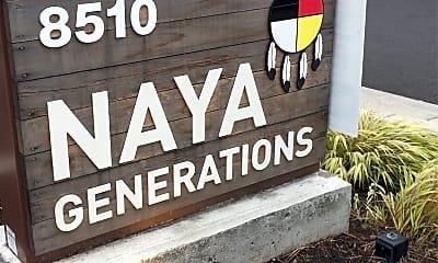 NAYA Generations, 1