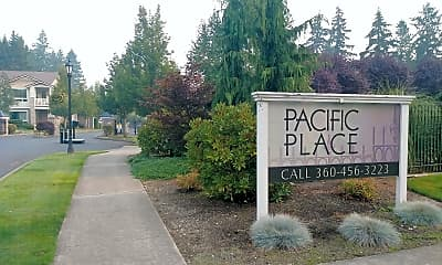 Pacific Avenue, 1
