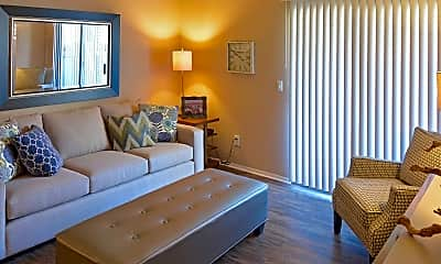 Living Room, The Marina, 1