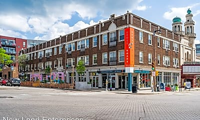 Building, 2009 E Ivanhoe Pl, 1