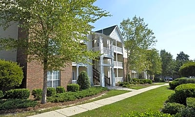 Greenbrier Apartments, 1