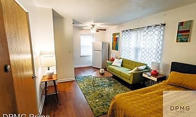 Living Room, 501 W Hillsdale St, 0
