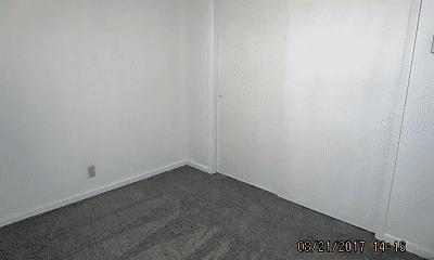 Bedroom, 124 C St, 2