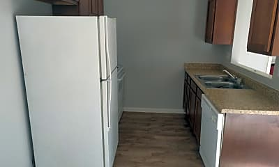 Kitchen, 837 E Montecito Ave, 1
