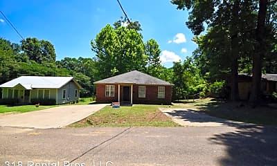 Building, 616 Evans St, 1