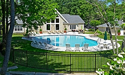 Pool, The Lafayette At Valley Forge, 0