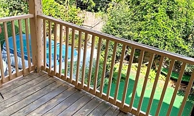 Patio / Deck, 60-89 69th Ave, 2