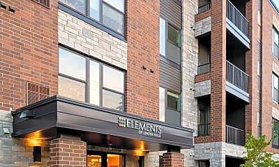 Building, Elements of Linden Hills, 1