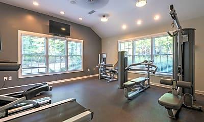 Fitness Weight Room, Bridgeport, 2
