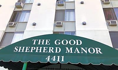 Good Shepherd Manor, 1