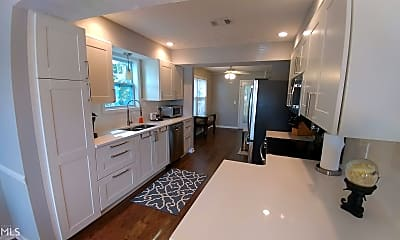 Kitchen, 223 Flat Creek Ct, 1