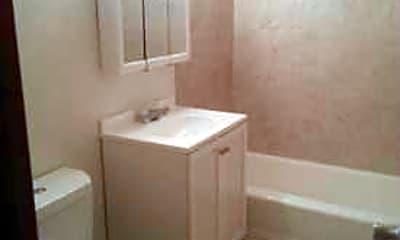 Bathroom, Pinecrest Apartments, 2