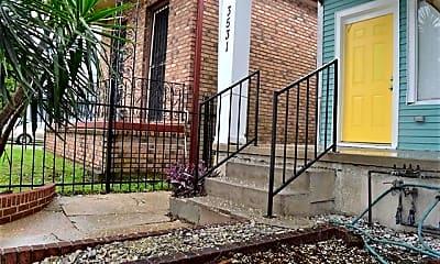 Building, 3531 S Liberty St, 1