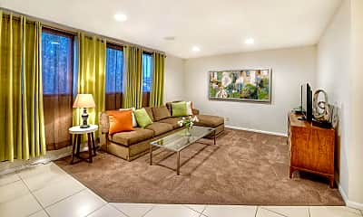 Living Room, 5050 E Julia St, 1