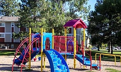 Playground, Aurora Hills, 1