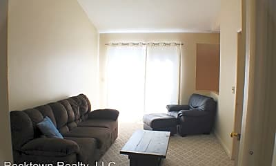 Living Room, 1408 Bradley Dr, 0