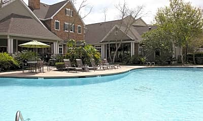 Pool, The Lodge At Baybrook Apartments, 0