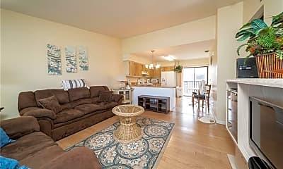 Living Room, 4903 Vincennes St 212, 0