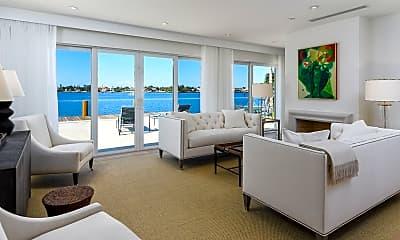 Living Room, 2284 Ibis Isle Rd W, 0