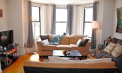 Living Room, 379 Marlborough St, 1