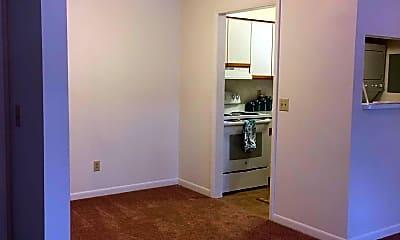 Kitchen, Fox Village Apartments, 2