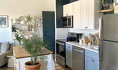 Kitchen, 1721 Locust St, 0