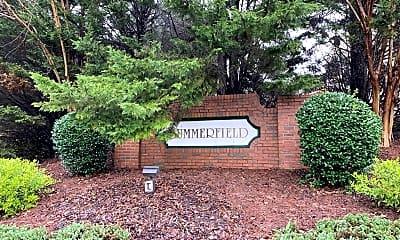 Community Signage, 3727 Wavetree Pass NW, 2