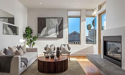 Living Room, 502 N Myers St, 1