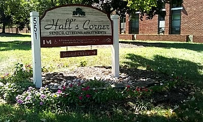 Hallaposs Corner, 1