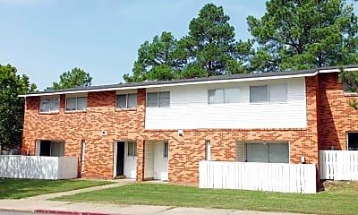 Building, Trinity Village, 0