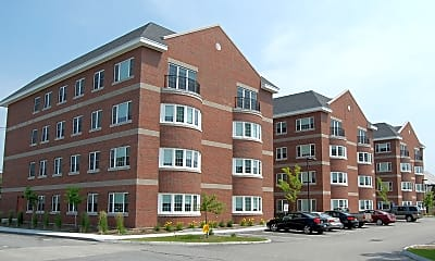 Building, Arcadia Hall, 1