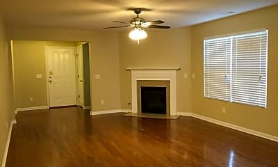 Living Room, 1608 Stonewater Drive, 1