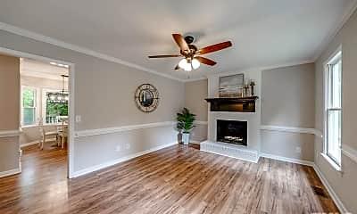 Living Room, 319 E Park St, 1