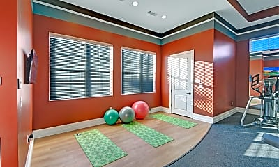 Fitness Weight Room, The Promenade at Pinnacle Hills, 2