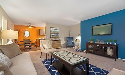 Living Room, Diamond Forest, 0