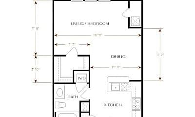Living Room, 903 Providence Pl, 1