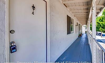 Bedroom, 1610 Santa Clara St, 2
